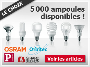 5 000 ampoules disponibles !