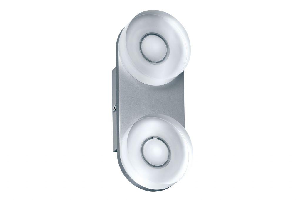 paulmann 70476 applique de miroir rond tucana. Black Bedroom Furniture Sets. Home Design Ideas