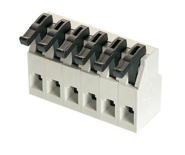 Orbitec 550422 bloc de jonction a ressort par levier - Bloc de jonction ...