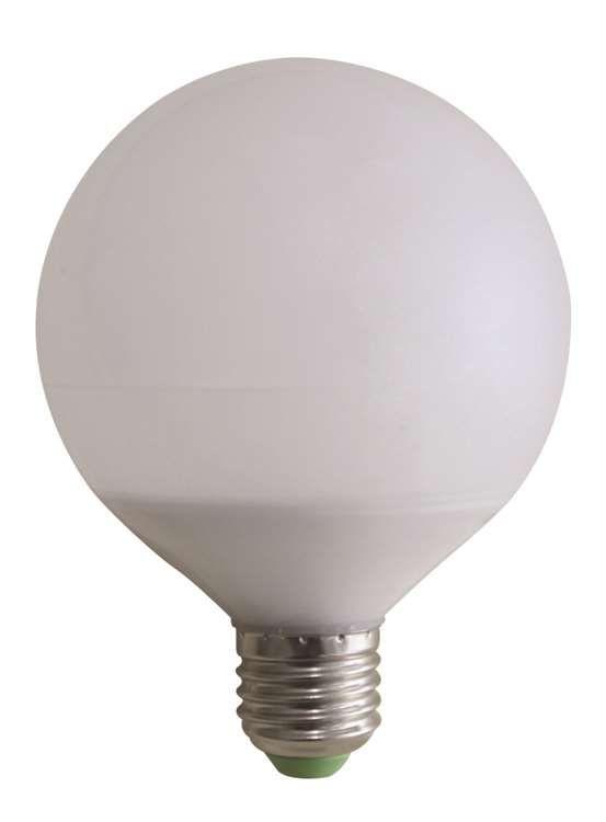 Ampoule globe led 12w e27 240v 2700k 330 quivalent for Nouvelles ampoules equivalence watts