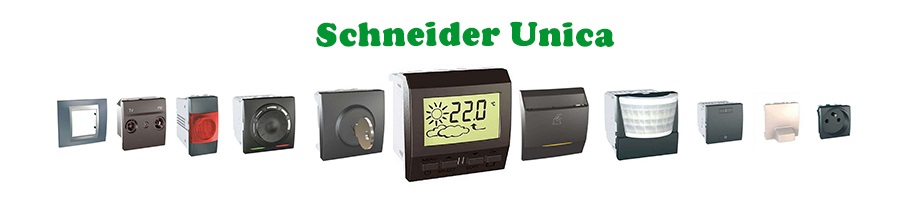 Unica de Schneider electric