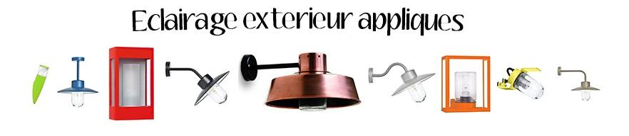 eclairage exterieur appliques Roger Pradier