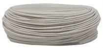 Câble haute température Blanc' 1x0.75mm², roule de 100 m (236853)