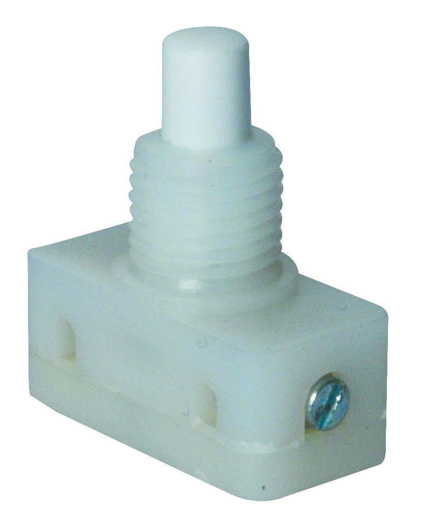 Interrupteurs à poussoir Blanc (245209)
