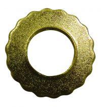 Rondelle en Acier zingué, Raccord 10 x 1, diametre 18mm (303953)