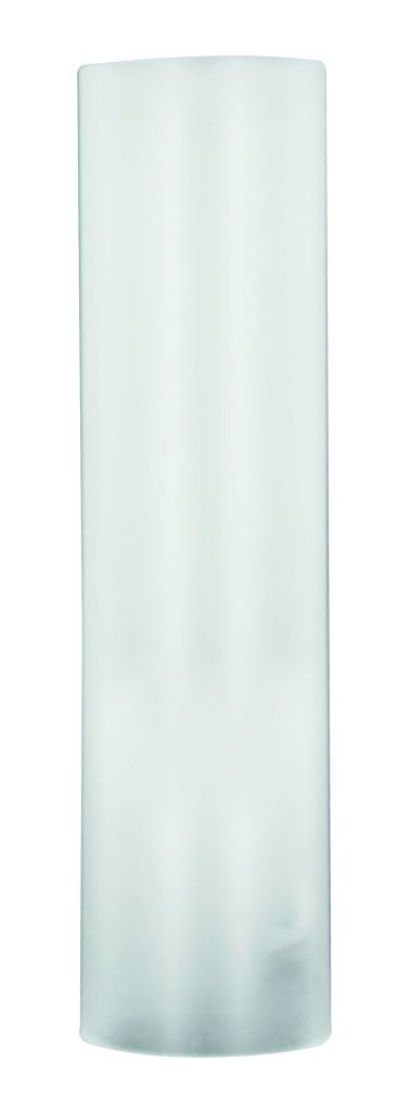 Verrerie pour lampe à pétrole, Verre cylindrique, longueur 200 mm (700379)