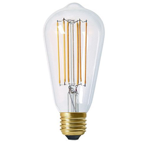 E27 Filament 2300k 450lm Edison Ampoule 6w Led Dimmable Claire715982 6ybfg7vY