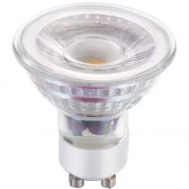 Spot kit (x4) LED 4.5W GU10 4000K 420lm 36° claire