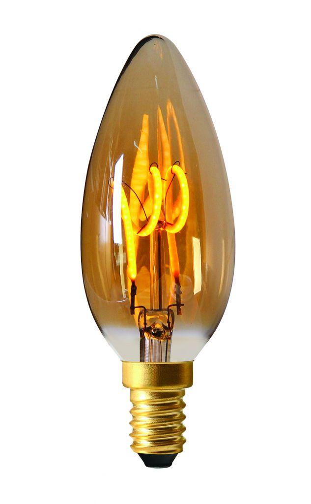 Flamme C35 filament LED 3 loops 3W E12 2000K 100lm amb. dimmable (https://www.girard-sudron.fr/pub/media/catalog/pro)
