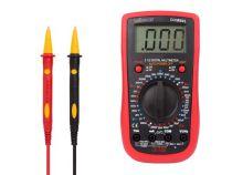 Multimètre Numérique - Cat. Iii 600 V / Cat Iv 300 V - 1999 Points (DVM895)