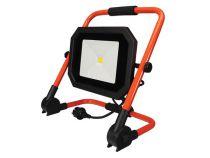 Projecteur De Chantier Portable À Led - Pliant - 50 W - 4000 K - Câble De 1.5 M + Fiche Eu (EWL515)