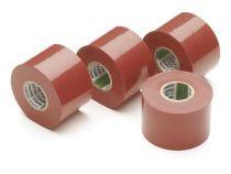 Nitto - Ruban Adhesif Isolant - Rouge - 50 Mm X 20 M (1042N-RPC)