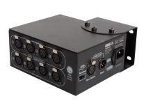 Répartiteur Dmx 8 Voies - Boîtier Compact (HQDB10002)