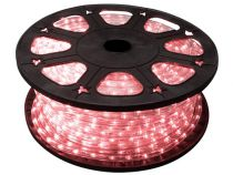 Flexible Lumineux À Led - 45 M - Rouge (HQRL45003)