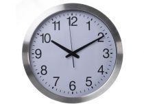 Horloge Murale En Aluminium - ?40 Cm (WC103)