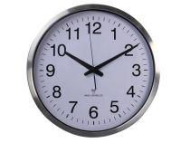 Horloge Murale En Aluminium - Ø 50 Cm (WC104)