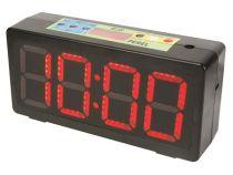 Horloge Avec Chronomètre/Compte À Rebours & Minuterie D'Intervalle (WC200)