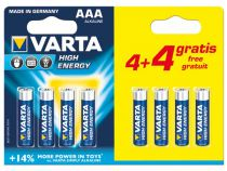 Alcaline aaa / lr03 high energy, 1.5v pack promo 4903.121.448 (blister) (LR03/44)