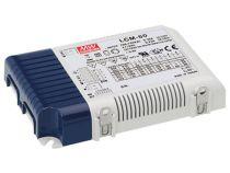 alimentation led variable - courant constant - 60 w - courant de sortie réglable avec pfc (LCM-60)