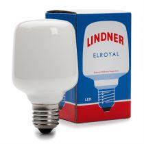 Ampoule Eldeco LED E27, 3,5W, 260lm. Effet retro (100932)