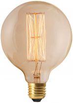 Ampoule Globe Filament Décorative D.125 40W E27 Claire (15998)