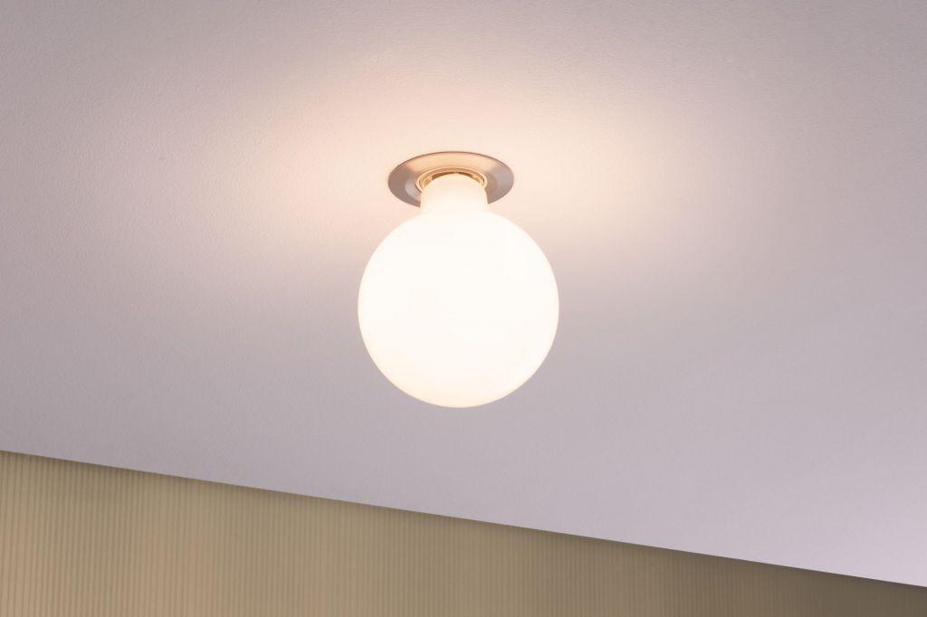 Ampoule LED filament G80 806lm E27 7,5W opale gra 2700K 230V (28701)