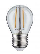 Ampoule LED filament sphéri 250lm E27 2,6W Clair 2700K 230V (28691)
