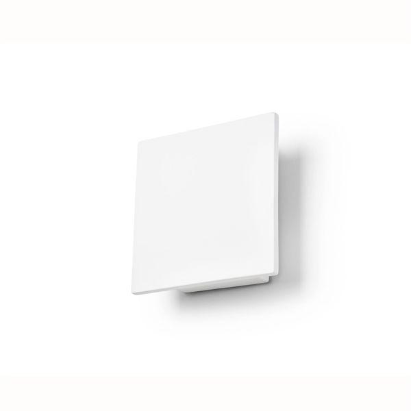 Applique en céramique rectangulaire carré 21 x 21 x 6,5 (182416)