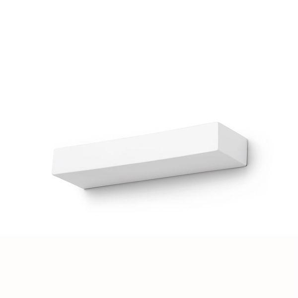 Applique en céramique rectangulaire moyenne 5 x 35 x 10  (182414)