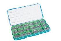 Boîte de fusible temporisé 5x20 0,1a a 6,3a