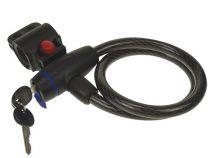 Câble antivol pour bicyclette - ø12mm (SLKB02)