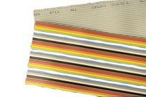 Cable plat 40 conducteur bobine 30,48m