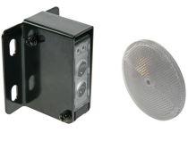 Capteur photoélectrique avec réflecteur, rétro-réflexion, 10m (PEM10D)