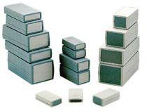 Coffret en plastique moule - gris fonce 90 x 50 x 32mm (G404)