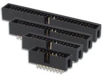 Connecteur he 2.54mm droit - 26 broches (CC083)