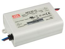 constant voltage led driver - single output - 35 w - 12v (APV-35-12)