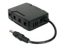 Convertisseur cc-cc pour enregistreurs numériques 4 canaux (DVR4/DC)