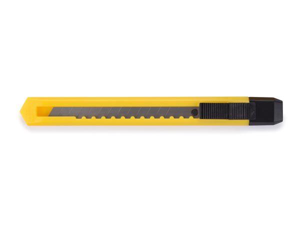 Cutter - lame 9 mm - avec système de blocage (MES04A)