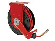 Dévidoir rétractable pour tuyau à air - 15m (WAHR15)