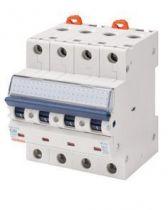 Disjoncteur magnétothermique - 1p courbe c 206a 230v-400v 25000a (en60898) 25ka (en60947-2) - 1 module