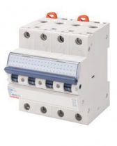 Disjoncteur magnétothermique - 2p courbe b 20a 230v 6000a (en60898) 20ka(en60947-2) / 400v 6000a (en60898) 10ka(en60947-2) - 2 m