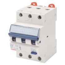 Disjoncteur magnétothermique différentiel compact - 3p courbe b 20a 230v 6000a (en61009-1) 10ka (en60947-2) / 400v 6000a (en6100