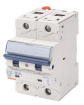 Disjoncteur magnétothermique haute performance - 2p courbe c 32a 230v 25000a (en60898) 50ka (en60947-2) - 400v 25000a (en60898)