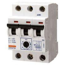 Disjoncteur moteur - in=25a  intensité d\'emploi 16-25a - 3 modules