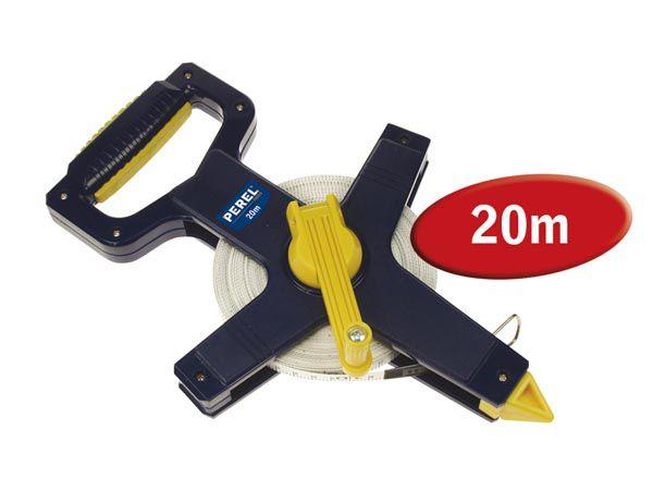 Double décamètre en fibre de verre (HFMT20)