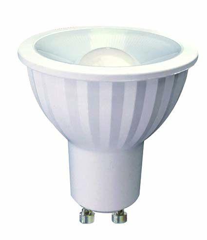 Ecowatts - Spot LED 5W GU10 2700K 400Lm 100° Claire (160125)