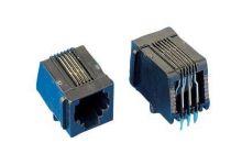 Embase modulaire jack droit 6p/6c