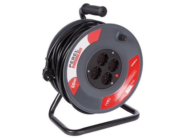 Enrouleur de cable 50 m - 3g1.5 (ECR50N-G)