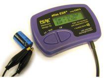 Esr /  mètre de résistance réduite et capacimètre (ESR70)