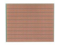 EUROCARD PASTILLE 3 TROUS - 100 x 80 mm - FR-4 (1pc/bl) (ECS3/2)
